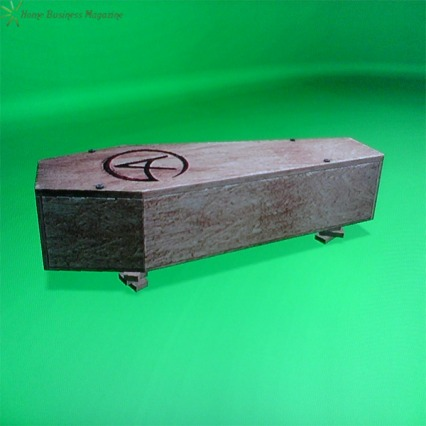 Criss Angel Coffin Coffee Table Available Now Home Business Magazine - Coffin coffee table
